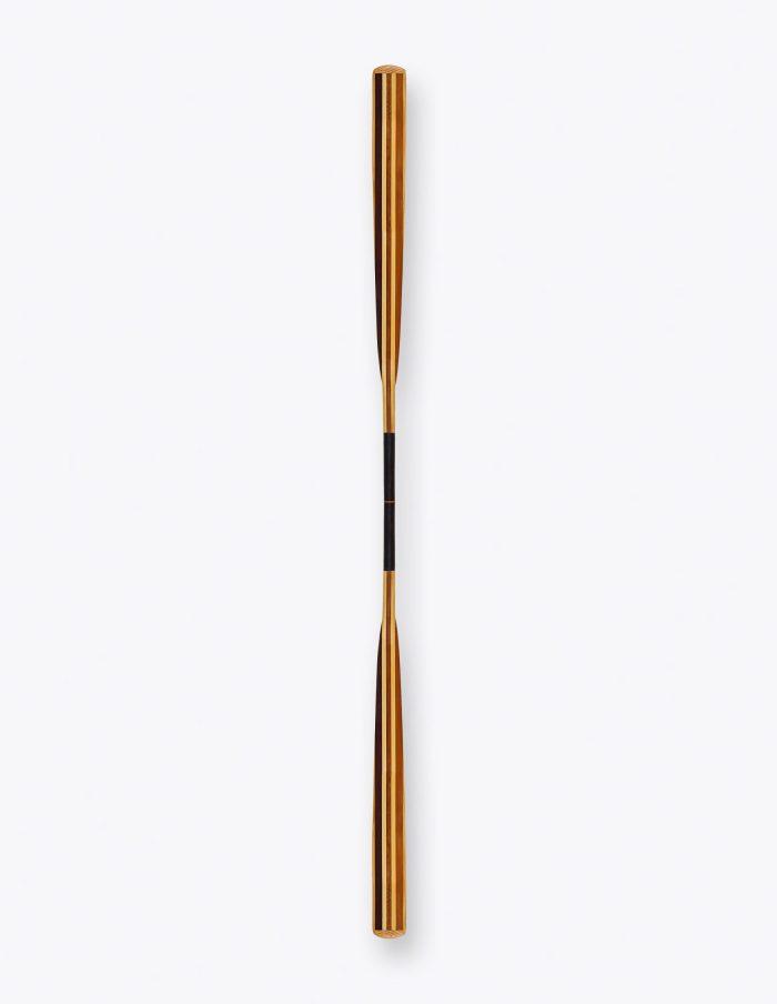 Greenland split paddle, stick, inuit