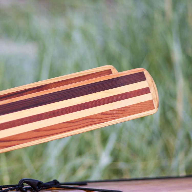 Inuit paddles